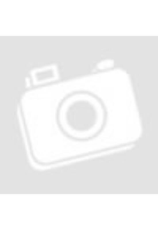 Mosható textil uzsonna csomagoló - rózsaszín szívecskés